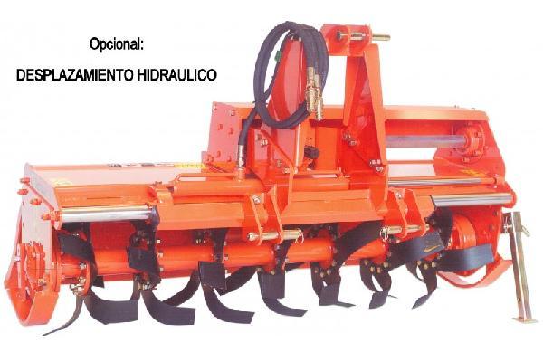 sicma SF 125 a 185 cm > Desplazamiento mecánico - para tractores de 20 a 50 HP