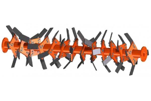 sicma Rotor especial de MACHETES > SPRM de 185 a 260 cm. para tractores de 70 a 90 HP