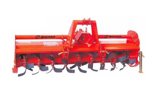 sicma CS6 de 105 a 185 cm para tractores de 30 a 50 HP