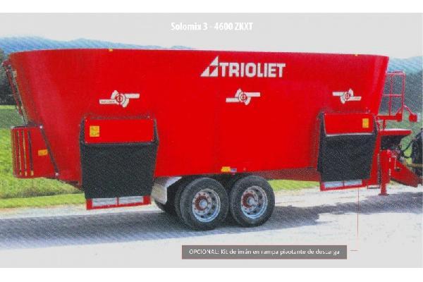 trioliet Solomix 3 - 3600 a 5200 ZKXTR