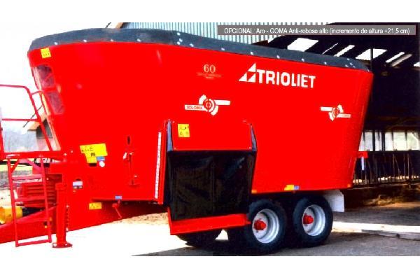 trioliet Solomix 2 - 2400 a 3200 ZKXT