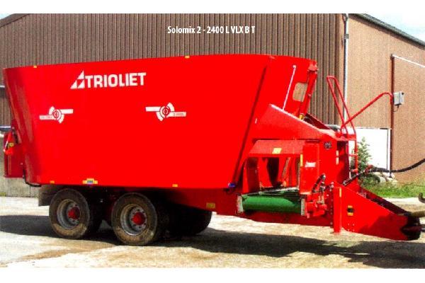 trioliet Solomix 2 - 2400 L a 3200 VLX B T