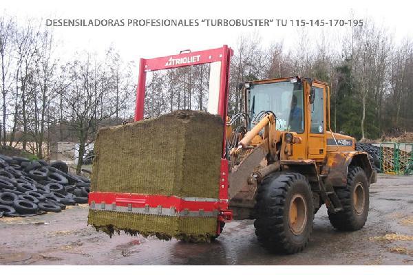 trioliet TU 115 - 145 - 170 y 195